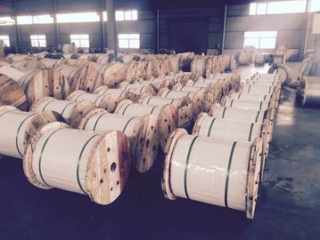 Clear Surface Galvanized Steel Wire Strand Metal Cable Wire With Stress Relieved