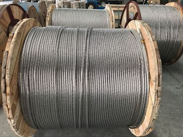 Hot Dipped 1 19 Inch Galvanized Guy Wire F8 7×2.64mm ASTM A 475 EHS