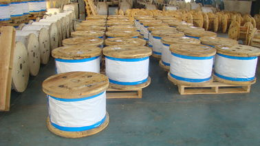 High Carbon Wire Rod Galvanized Steel Wire Strand For Vibration Damper